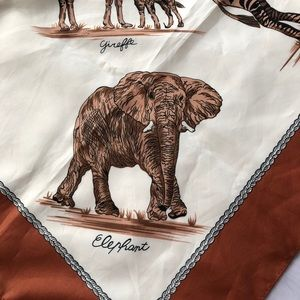 2/$21☃️sale. African animal scarf